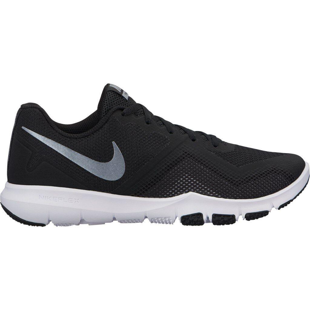 Nike Flex Control II Black/Metallic Cool Grey-Cool Grey (924204 010)