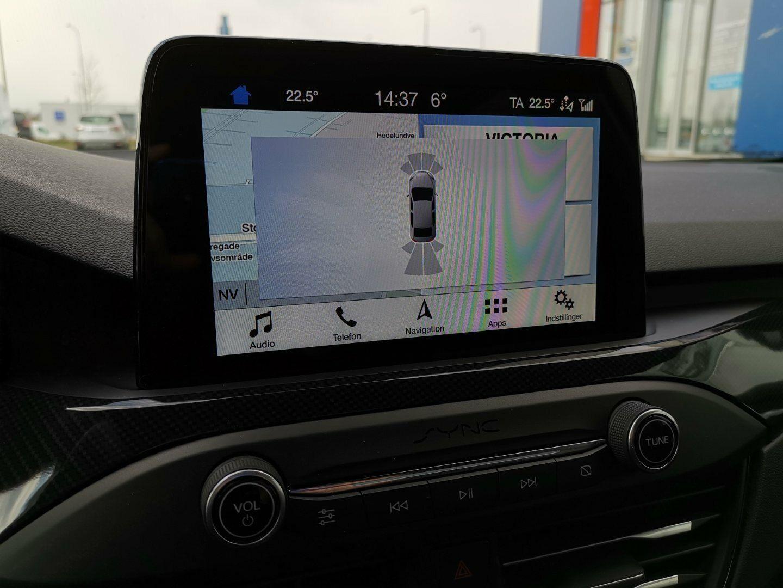 Ford Focus 1,0 EcoBoost ST-Line Business stc. - billede 11