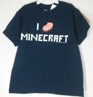 Minecraft Boys Size Xs T-shirt Graphic Tee - Short Sleeve