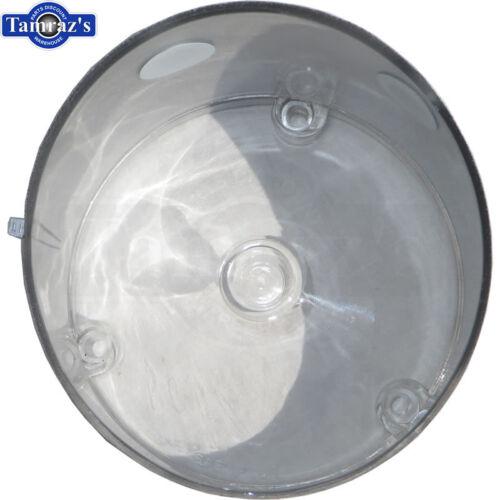70 RoadRunner Front Bumper Parking Marker Turn Light Lamp Lens CLEAR LH Repro