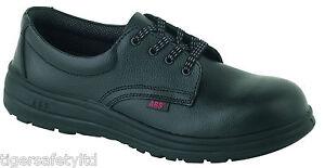 Work Abs Cap Steel Waterproof Footwear Safety Mens Uk Toe Black 220pr Shoes ggBnaqwR