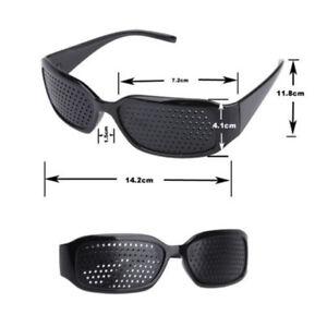 Unisex-Eyes-Correction-Exercise-Eyesight-Vision-Care-Improvement-Pinhole-Glasses