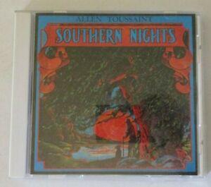 ALLEN-TOUSSAINT-Southern-Nights-CD-ALBUM-JAPANESE-PRESS