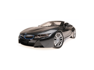 MINICHAMPS-1-18-BMW-I8-ROADSTER-I15-GREY-METALLIC-2017-MODELLINO