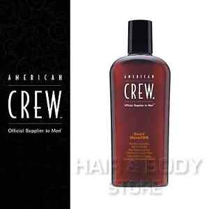 AMERICAN-CREW-DAILY-SHAMPOO-uso-quotidiano-capelli-piu-morbidi-e-lucenti-250ml