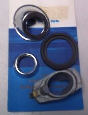 NOS 1961-1964 FORD GALAXIE and TRUCK ANTENNA BEZEL KIT ORIGINAL FORD!