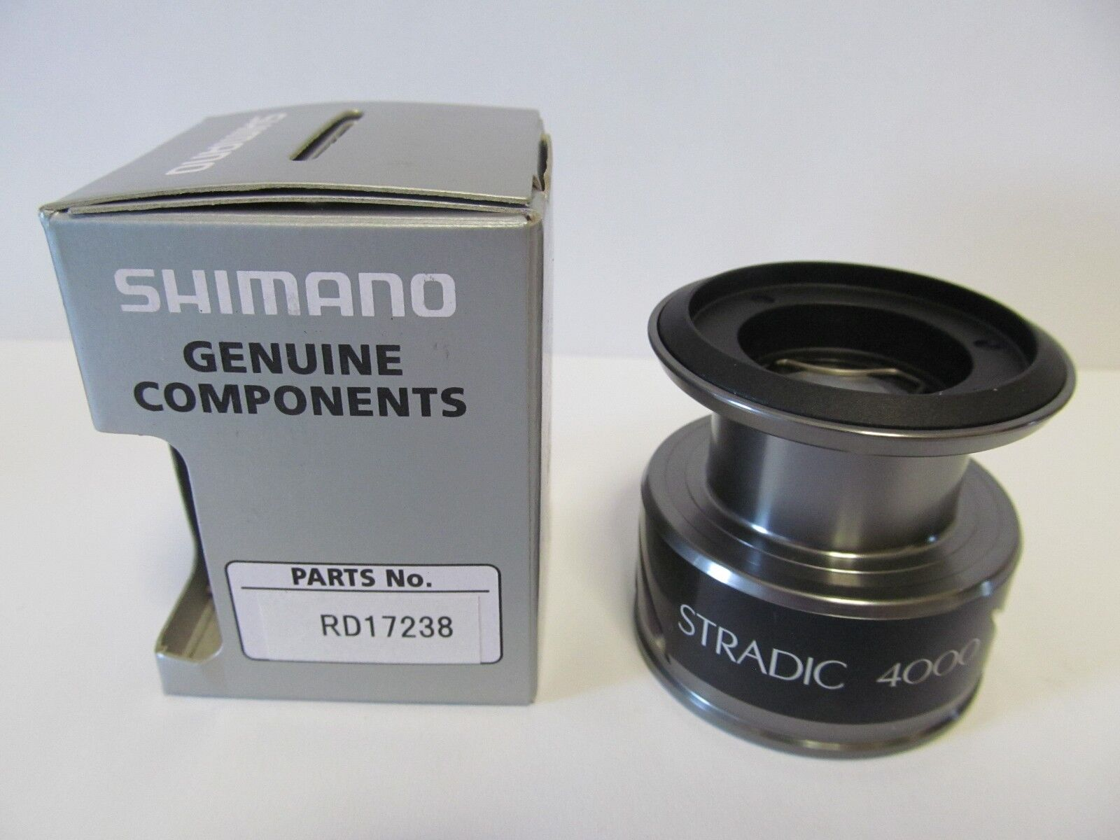 SHIMANO SPARE SPOOL TO FIT STRDIC 4000 FK XG (RD 17238)