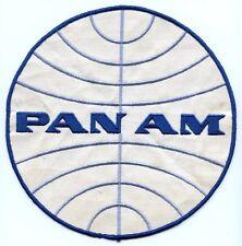 Nice, Large 1960's Pan Am Uniform Back Patch