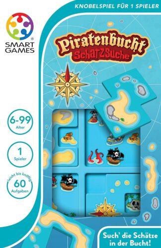 Smart Games Piratenbucht SG432 DE Spiele Ab 6 Jahren