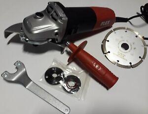 Flex-L-1001-125-mm-Winkelschleifer-Limited-Edition-1010-Watt-1-Dia-Trenn-125