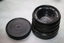 EXC RARE BeLOMO HELIOS 44-2 58mm f2 Lens Zenit M42 USSR body 44-3