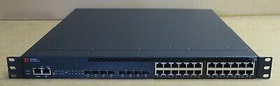 Analytisch Brocade Icx6610-24 Icx6610-24-pe 24x 1gbe 8x 1g Sfp 4x 40g Stacking Ports Switch