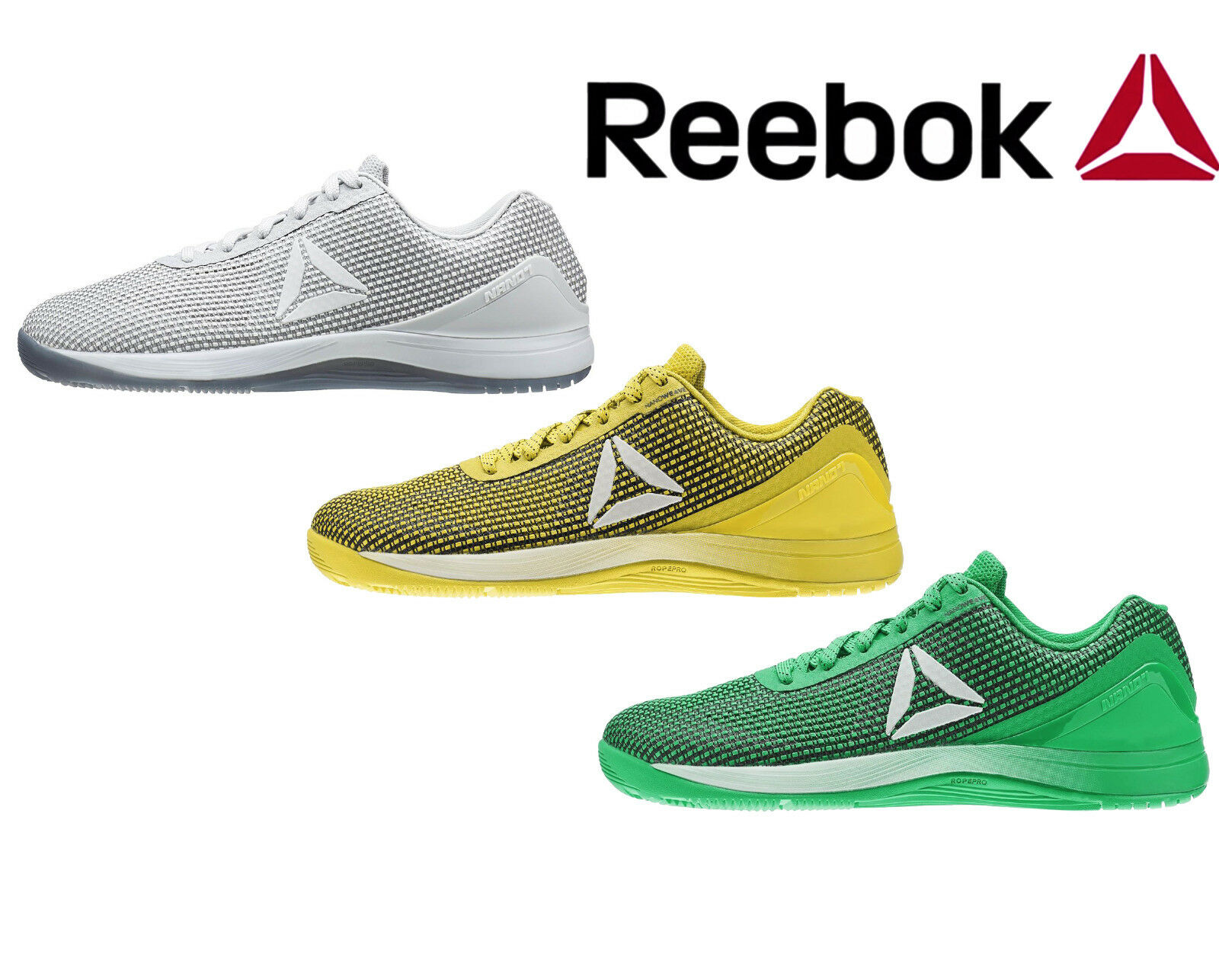 Reebok Crossfit Nano 7 Mens Training schuhe Reebok Nano 7 Turnschuhe NEW