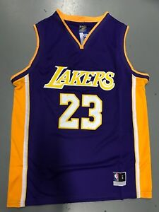 newest 64527 f4354 Details about Los Angels Lakers Lebron James new jersey, Gold, BLACK,  Purple or Blue; AU stock