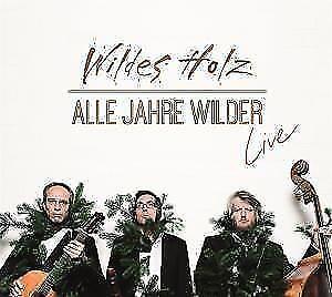 1 von 1 - Alle Jahre wilder-Live von Wildes Holz (2017)