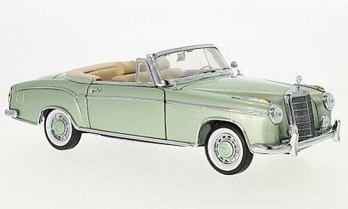solo cómpralo Sun Estrella Mercedes Benz Benz Benz 220 se Cabrio 1958 (me 1 18 3557  marcas en línea venta barata