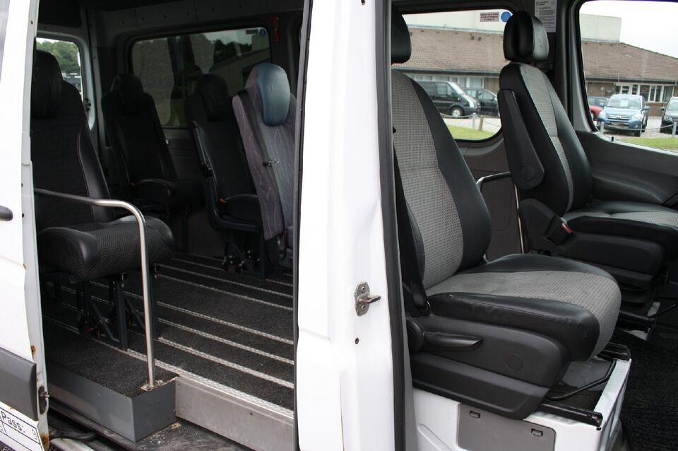 Mercedes Sprinter 315 2,2 CDi R2 Kombi, Diesel, årg. 2007