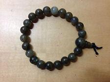 Used - GREEN AGATE Bracelet  Pulsera de AGATAS VERDES - Usado