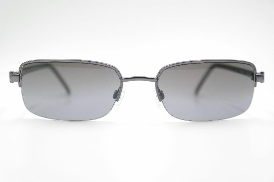 Aigner a7008 57 [] 17 lila semi borde gafas de sol Sunglasses nuevo