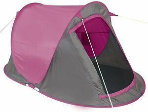 Image is loading Yellowstone-Fast-Pitch-2-Man-Person-Tent-Blue-  sc 1 st  eBay & Yellowstone Fast Pitch 2 Man Person Tent Blue Pink Green ...