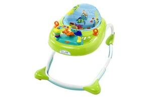 Baby Einstein Baby Neptune Sturdy Unisex WALKER, Ocean Explorer