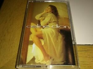 CELINE-DION-SELF-TITLED-ALBUM-1992-CASSETTE