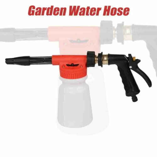 High Quality Garden Water Hose Foamer Gun Foam Lance For Car Pre Washing Quality