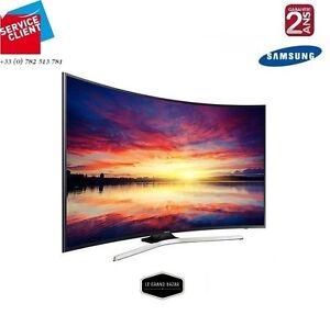 Samsung-UE49KU6100-TV-LED-4K-Ultra-HD-49-034-Incurve-Garantie-2ans