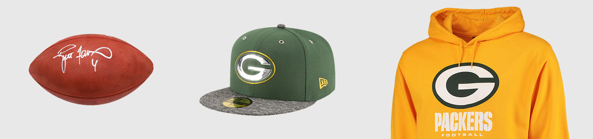 fd713530e Green Bay Packers Fan Apparel   Souvenirs