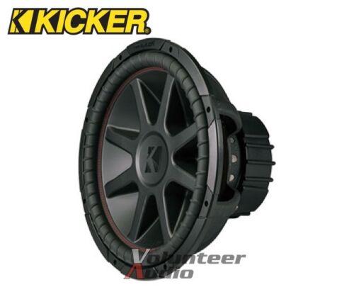 "Kicker CVR102 CompVR DVC 2 Ohm 10/"" Subwoofer 350w RMS Sub"