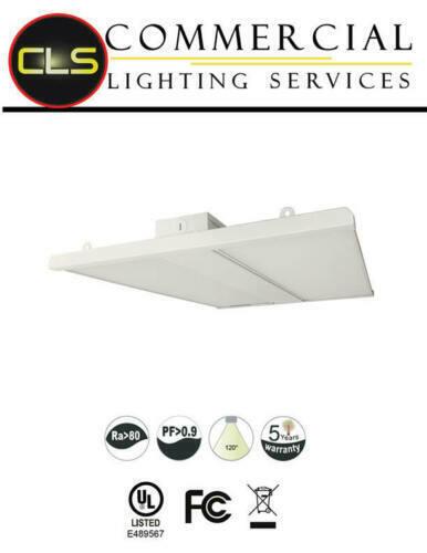 LED HighBay Light 165 Watt Warehouse light 21450 Lumens 5000 Kelvin High Bay