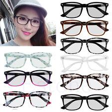 New Fashion Retro Vintage Men Women Eyeglass Frame Full Rim Glasses Spectacles
