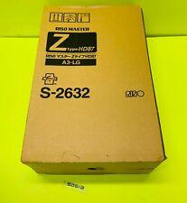 Genuine Riso Z Type Hd87 Master Rolls For Mz Rz Me Mf Se Sf 970 990 1070 1090
