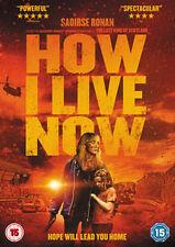 HOW I LIVE NOW - DVD - REGION 2 UK