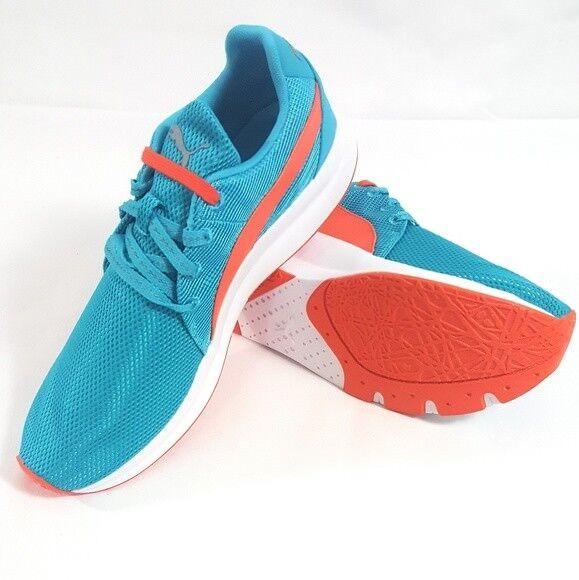Puma hombre Haast Lace Azulbird Tigerlily zapatillas Naranja Athletic zapatos Azul / Naranja zapatillas 478d77