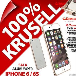Krusell-Sala-Alubumper-Case-for-Apple-iPhone-6-6S-Cover-Slim-Aluminium-Bumper
