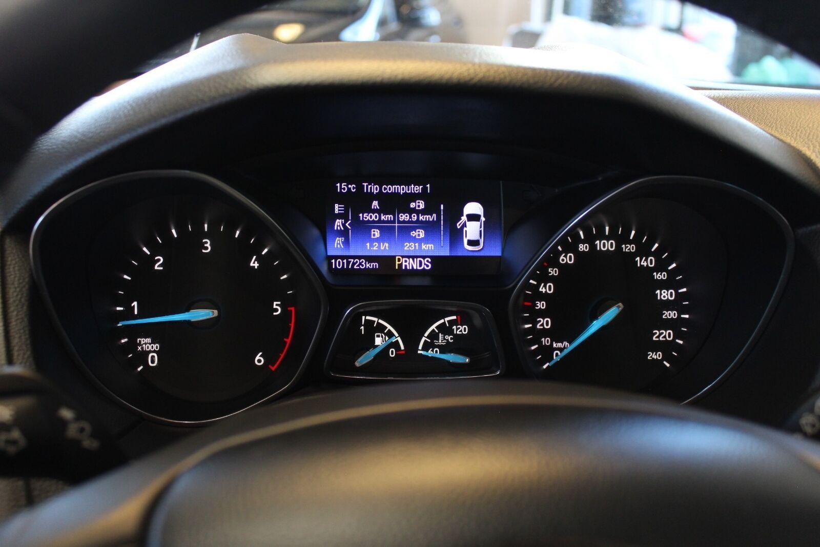 Ford Focus 1,5 TDCi 120 Titanium stc. aut. - billede 8