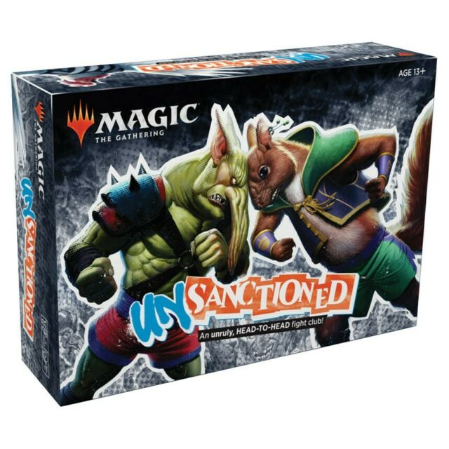 Magic the Gathering: Unsanctioned - Pre-Order - Releases 2/28/2020
