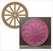 Wagon Wheel Metal Die Cut by Cheery Lynn Designs dies All Occasion,western