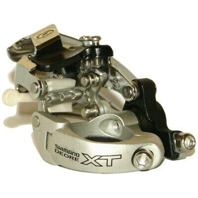 Shimano 3x9-fach Umwerfer Deore XT FD-M750 28,6mm o 34,9mm FD-M590 31,8