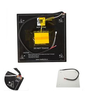 2pcs Original Ender 3 3D Printer Hot Bed Sticker Surface Plate 235mmX235mm