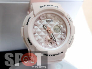 0641d88d72ac Casio Baby-G Beach Color Series Ladies Watch BGA-190BE-4A | eBay