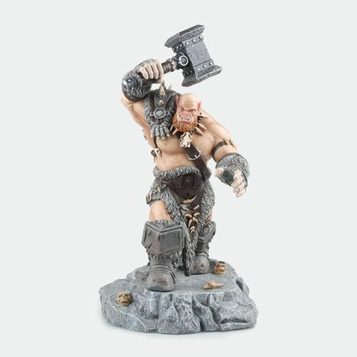 11.8  WOW GAME WORLD of WARCRAFT OGRIM DOOMHAMMER PVC STATUE ACTION FIGURES TOY