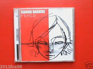 gianna-nannini-perle-GiannaNannini-Perle-Rarissimo-CD-2004-Fuori-Catalogo-Usato