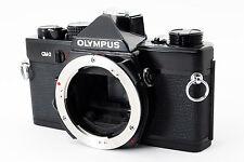 [AS IS] Olympus OM-2 35mm SLR Film Camera Black Body From Japan #183412