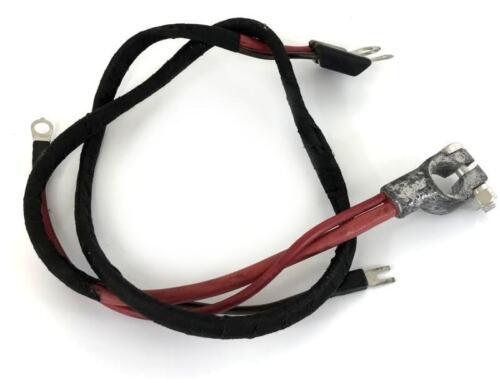 Mopar 1967-1968 A-Body Small Block Battery Cable Concours Correct Barracuda