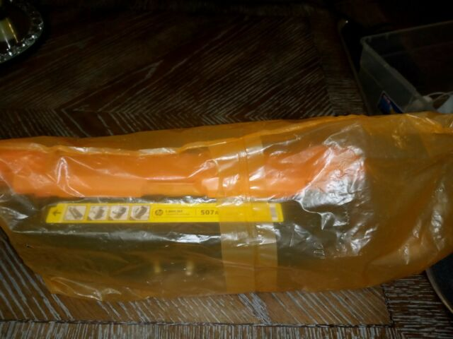 HP LASERJET 507A CE402A YELLOW TONER CARTRIDGE. NEW WITH OUT BOX.
