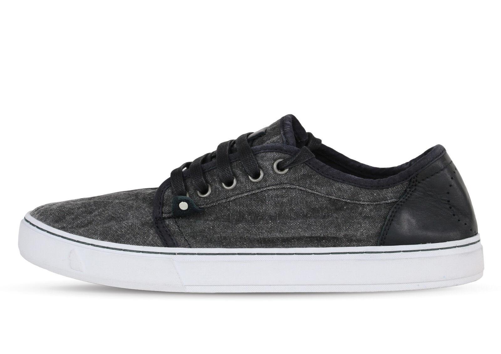 Satorisan HEISEI Tie Dye Black Sneakers - Herren - schwarz +NEU+