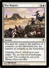 4x War Report M/NM, English, New Phyrexia, Magic