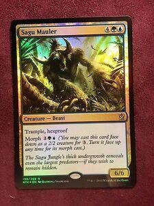 FOIL-Sagu-Mauler-VO-MTG-Magic-Mint-NM